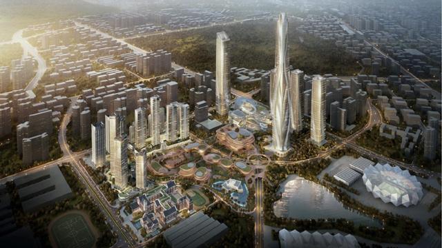 佳兆业未来城(未来时代大厦)