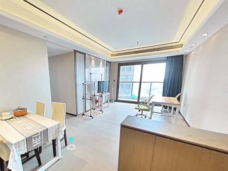 整租·龙光玖龙台 3室2厅 东南