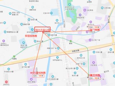 深圳恒大0元购铺-罗湖恒大天玺公馆商铺出售-高回报率前无古人!
