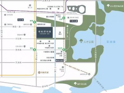 恒裕深圳湾双子塔哪一栋是公寓哪一栋是住宅?恒裕深圳湾详情介绍!