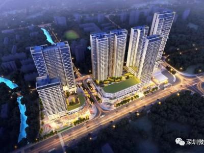 深圳龙华龙湖春江天玺公寓户型图?龙湖春江天玺公寓有什么户型在售?