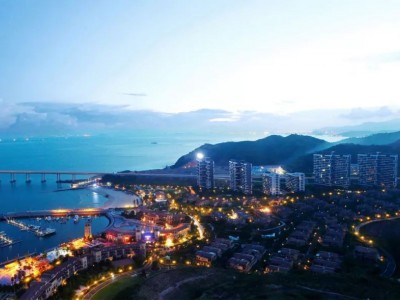 惠州合正东部湾别墅度假区评价_零距离一线海景,无边际泳池