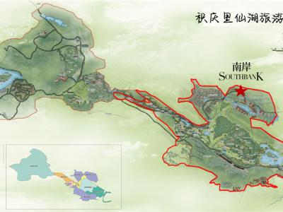 积庆里仙湖旅游度假区售楼部_【仙湖南岸】别墅房价_户型图