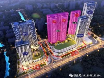 龙华龙湖春江天玺公寓和来蒙水榭云上公寓哪个好?